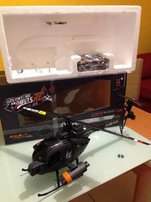 Refacciones Para Helicóptero Rc Militar Adventure Wheels