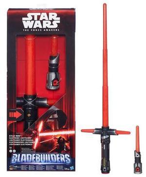 Star Wars Blade Builders Sable Con Luces Y Sonidos Oferta