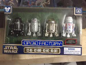 Star Wars Droid Factory De Disney Battle Pack R2d2