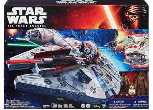 Star Wars Halcon Milenario Oferta The Force Awakens Oferta