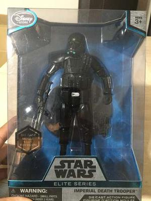 Star Wars Imperial Death Trooper De Rogue One Elite Series