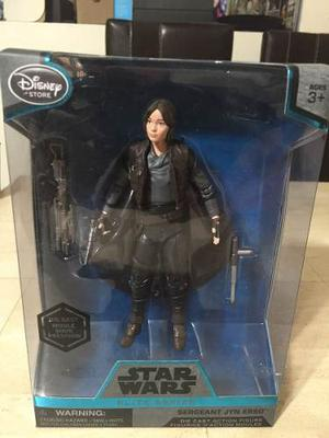Star Wars Jyn Erso De Rogue One Elite Series