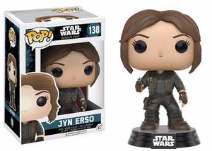 Star Wars Jyn Erso Figura Funko Pop Nuevo Rogue One