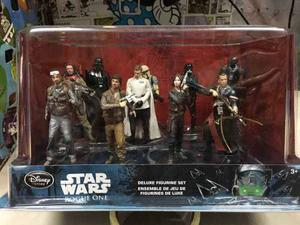 Starwars Rogue One Set De 10pz