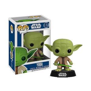 Yoda Star Wars Funko Pop 9 Cm