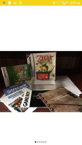 Zelda Minish Cap Original