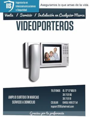 videoporteros intec reparaciones videointerfon venta y