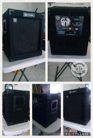 Amplificador Para Bajo Swr Series La 12