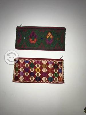 Bolsitas artesanales multiusos; de Chiapas!
