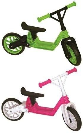 Juguete Montable Bicicleta Para Niña Nuevo Solo Rosa