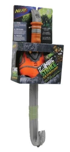 Nerf Zombie Strike Crowbar Combat Kit (palanca Y Mascara)