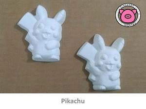 Pikachu Figura De Yeso