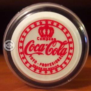 Vendo 4 Yoyos Coca Cola Russell + 4 Yoyos CocaCola