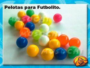 Bolsa 50 Pelotas Profesionales Para Futbolito Alta Calidad