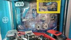 Coleccion edicion especial star wars Hotwhells