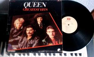 Disco Album de Acetato Queen Gratest Hits de Coleccion