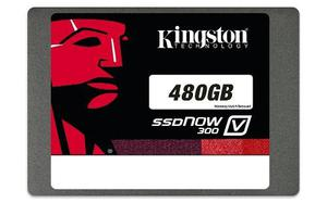 Disco Duro Estado Solido 480 Gb Sata 3.0 Ssd V300 Kingston
