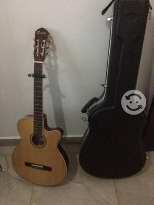 Guitarra Electroacustica Caraya