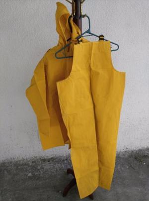 Impermeable para lluvia