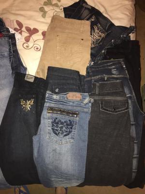 Jeans Varias marcas NUEVOS