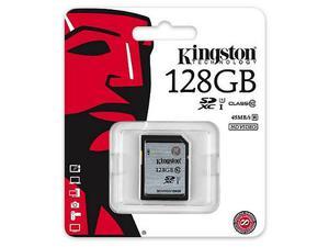 Kingston Memoria Sd Clae 10 Sdhc/sdxc Full Hd 128 Gb