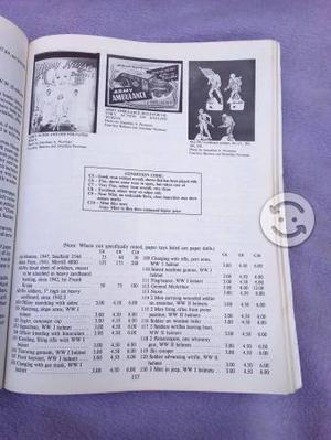 Venta de juguetes antiguos en jalisco posot class - Libros antiguos valor ...