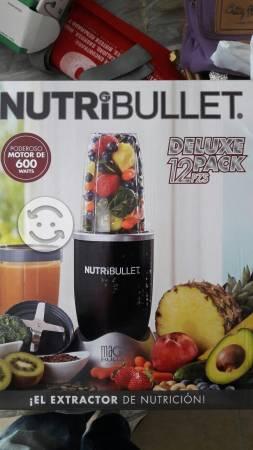 Nutribullet 600 totalmente nuevo