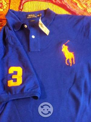 Playera ralph laurent big Pony original