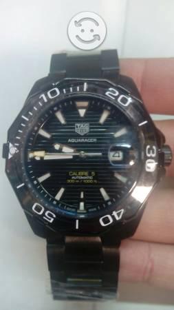 Reloj Tag Heuer Aquaracer Cal. 5 pavonado