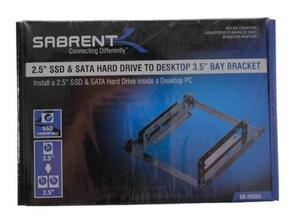 Sabrent 2.5 Ssd & Sata Hard Crive Bay Bracket