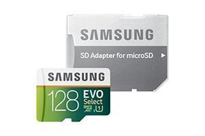 Samsung Selec 128gb Micro Sd Sdxc U1 Envio Gratis