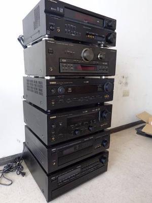 Tuners Decks Amplificadores Vintage Varios