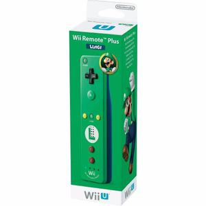 Wii Remote Plus - Luigi - Wii Mote - Wii & Wii U