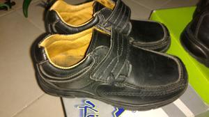 Zapatos escolares talla  y