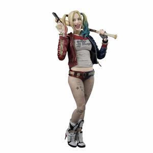 Bandai Sh Figuarts Suicide Squad Harley Quinn Figura En Mano