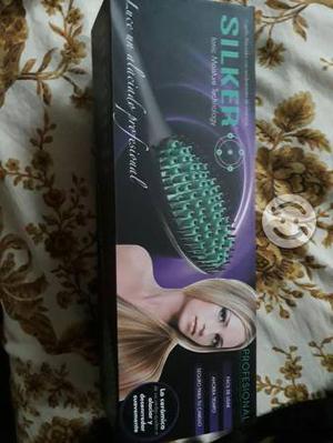 Cepillo alaciador profesional (silker)