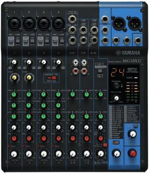 Instalación audio