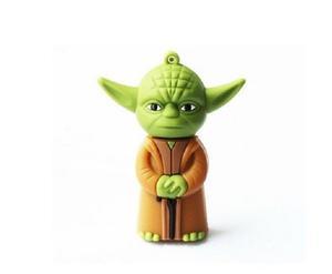 Memoria Usb Maestro Yoda Star Wars 8gb Flash Pen Drive
