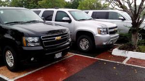 Renta de camionetas suburban en guadalajara