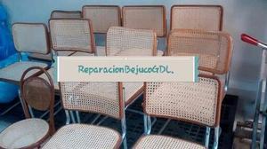 !!!!Reparacion de sillas en bejuco y rattan sintetico!!