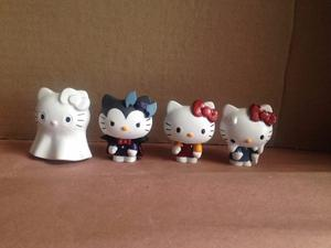 Sanrio Hello Kitty Disfrazadas De Monstruos Vampiro C/u