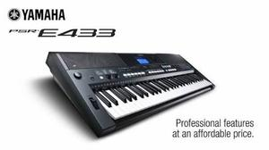Teclado Yamaha Psr E433 Usb/midi/aux Controller