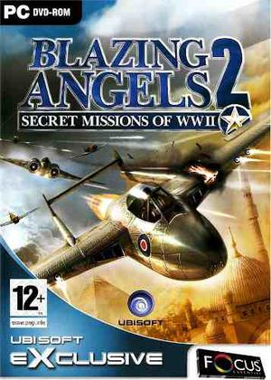 Blazing Angels 2: Secret Missions Wwii Juego Para Pc