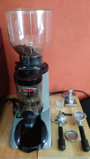 Cafetera BFC Italiana Profesional y Molino Quality Espresso