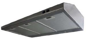 Campana Teka Empotrar Tmx 60 Cm Titanium  Msi