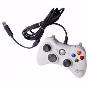 Control Usb Xbox 360 Y Pc Alámbrico Genérico