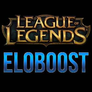 Eloboost Oro League Of Legends
