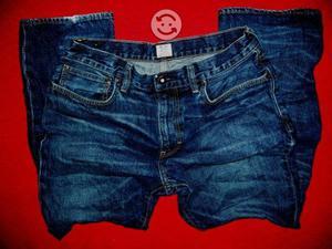 Jeans americanos talla 32x30 J.CREW y OLD NAVY