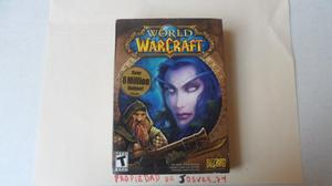Juego Para Pc World Of Warcraft 5 Discos Completo