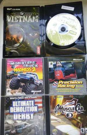 Juegos Para Pc (Jalan En Windows 95 En Adelante)